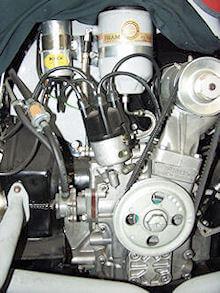 Autoreparaturen an Motor und Getriebe