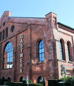 Hamburg Bahrenfeld in direkter Nachbarschaft zur Autowerkstatt Haake