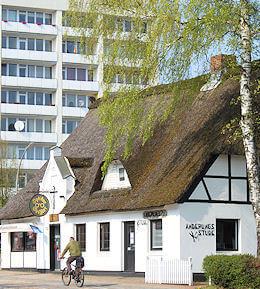 Hamburg Lurup - nahe Autowerkstatt Haake