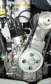 Autoreparaturen - Motorreparatur