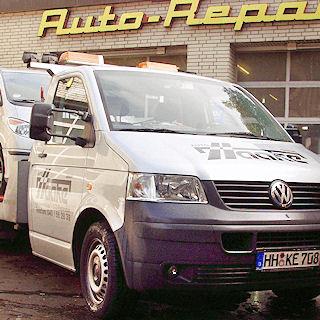 Autowerkstatt - Hol- und Bringservice