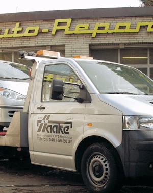 Haake - Ihre Autowerkstatt in Hamburg