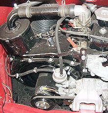 Autoreparaturen -Motorreparaturen