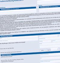 Kfz-Versicherung -Schadensabwicklung